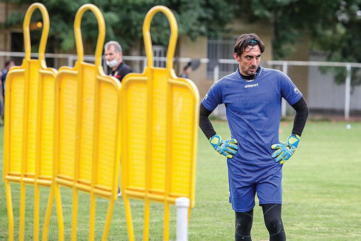 Mehdi Rahamti hangs up his gloves