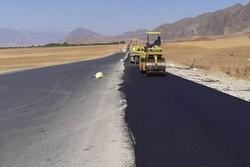 پروژه ایمن سازی کمربندی شهر قیدار به بهره برداری میرسد