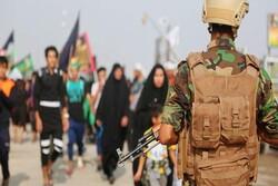 مشارکت ۱۲ هزار نیروی «حشد شعبی» در طرح امنیتی ویژه سالروز رحلت پیامبر (ص)