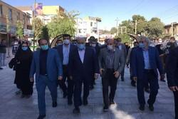 خدمترسانی به شهروندان اولویت شهرداری کرمانشاه است