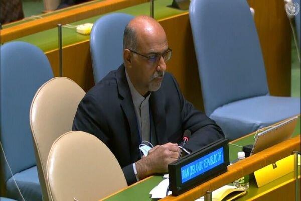 Iran calls US unilateralism as real threat to human rights