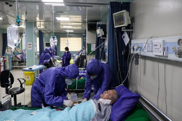 Iran records highest coronavirus daily death toll again