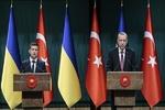 رئیسجمهور اوکراین به آنکارا میآید