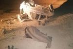 یک کشته و چهار زخمی در حادثه رانندگی قوچان به چناران