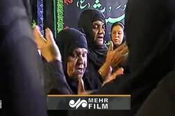 عزاداری زنان در بوشهر