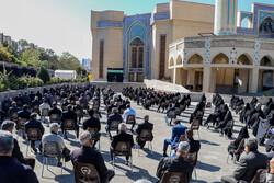 Mourning ceremonies of Prophet Muhammad (PBUH) in Tabriz