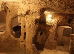 کشف دستکندهای زیرزمینی ارزشمند تاریخی در محله پاقپان کاشان