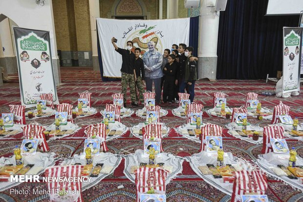 Over 6,500 livelihood assistance packages distributed in Qom