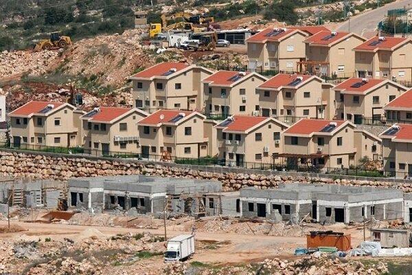 احداث ۱۷۰۰ واحد مسکونی جدید در کرانه باختری توسط صهیونیستها