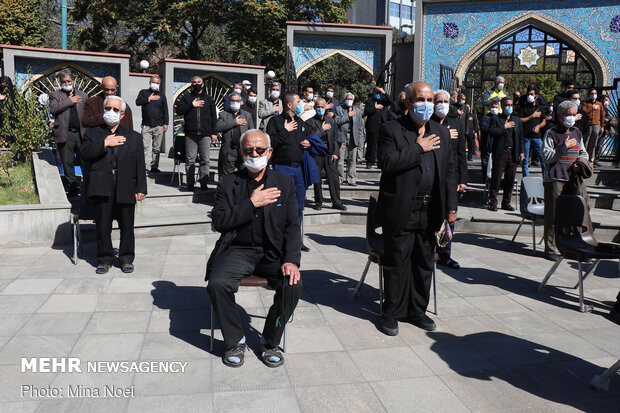 Mourning ceremonies of Prophet Muhammad (S) marked in Tabriz