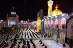 مراسم شام غریبان ثامنالحجج در حرم مطهر رضوی