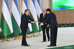 """"""" طشقند """" ترغب باستثمار طاقات التعاون المتبادل مع طهران"""