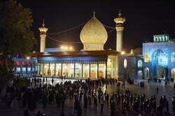 Martyrdom anniversary of Imam Reza (BPUH) observed in Shiraz