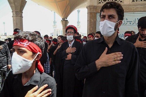 خراسان شمالی در عزا/ از برپایی سیاه چادر عشایر تا رزمایش همدلی