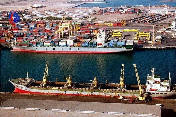 رسوم النقل البحري عبر ميناء جابهار الايراني سيتم تخفيضها بواقع 40 بالمئة