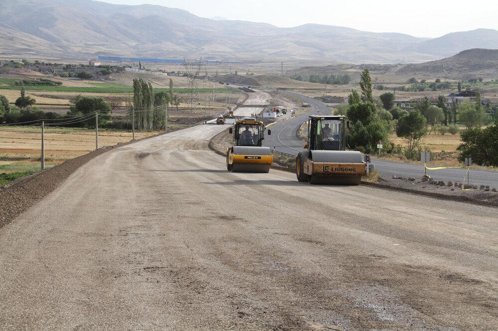 آخریت وضعیت ساخت 3 پل در جاده ایلام-مهران