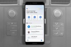 افزوده شدن حالت رانندگی به دستیار هوشمند گوگل