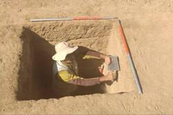 آغاز گمانهزنی تپه باستانی «کوی کیوان» / کشف یک سازه «دست کند» زیرزمینی
