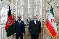 Iran's Zarif, Afghanistan's Abdullah hold meeting in Tehran