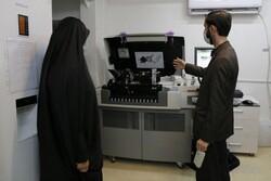 دستگاه فوق پیشرفته «تست هورمون» در جهاد دانشگاهی قزوین رونمایی شد