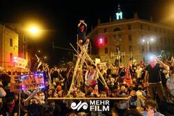 تظاهرات گسترده علیه نخست وزیر رژیم صهیونیستی