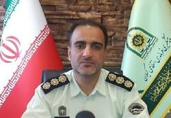 رشت جز ۳ کلانشهر برتر کشور در حوزه تأمین نظم و امنیت است