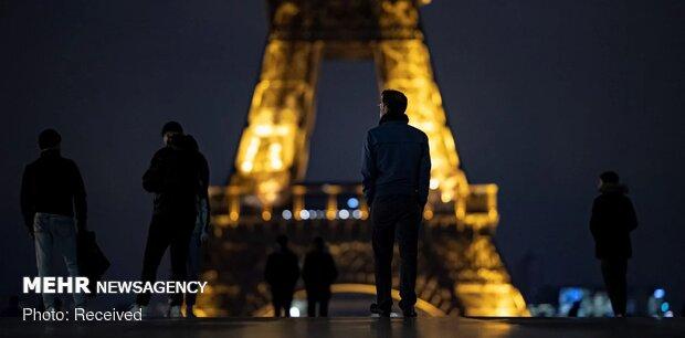 منع آمد و شد شبانه در فرانسه
