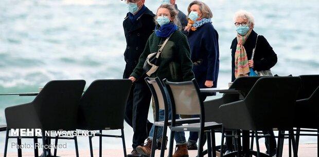 فرانس میں ایک دن میں کورونا سے 41 ہزار افراد متاثر