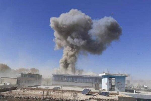Police HQ blast leaves casualties in Afghanistan