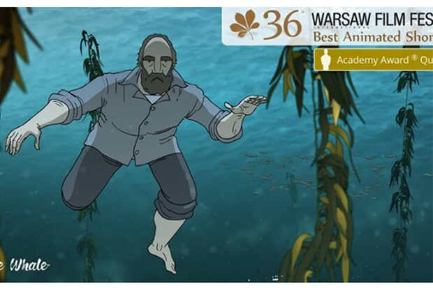 """Iranian animation """"White Whale"""" wins at Warsaw Film Festival"""