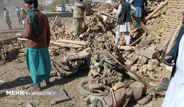 افغانستان کے صوبہ غور میں بم دھماکےمیں 100 سے زائد افراد ہلاک اور زخمی