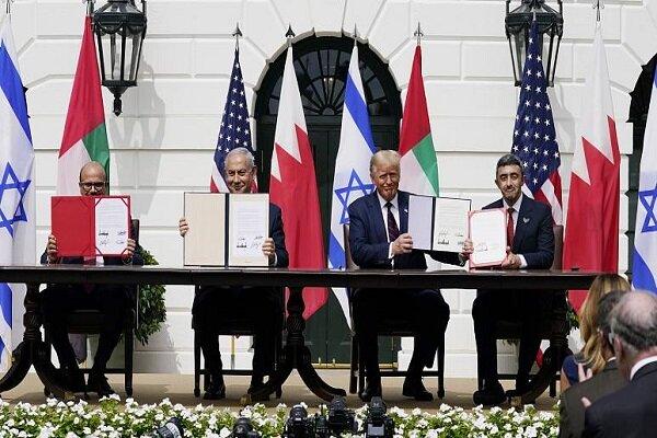 إطلاق العلاقات الدبلوماسية الرسمية بين الاحتلال الصهيوني والبحرين