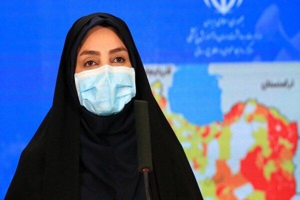 تسجيل 322 حالة وفاة جديدة بفيروس كورونا في ايران
