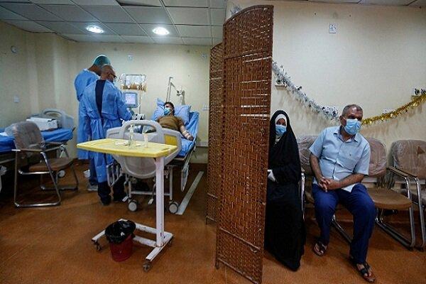 Irak'ta 56 kişi daha koronavirüs nedeniyle hayatını kaybetti