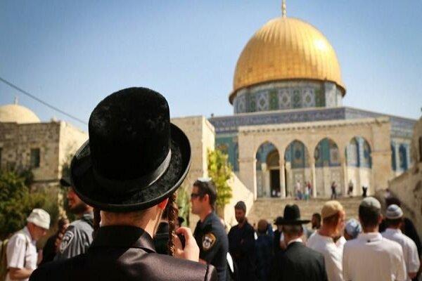 """64 مستوطنا يقتحمون """" المسجد الأقصى """""""