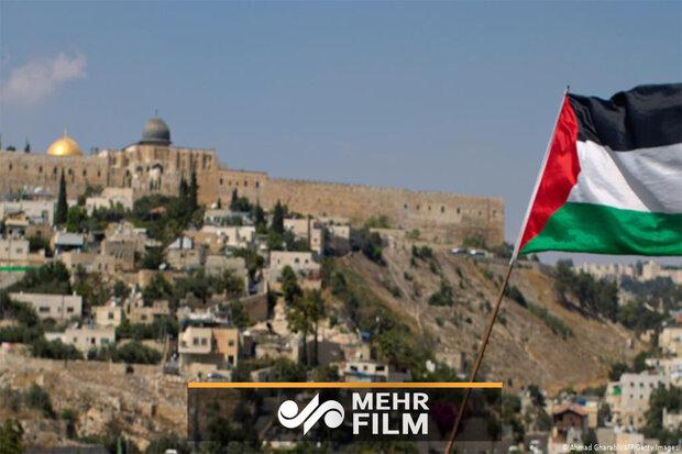 Filistinliler Mescid-i Aksa'yı ziyaret eden BAE heyetini camiden çıkardı