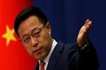 بكين: تهديدات بومبيو ضد الدول التي تبرم عقوداً تسليحية مع ايران غير مبرّرة