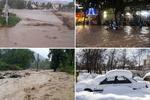 خسارات میلیاردی حوادث طبیعی در سایه غفلت مدیریت بحران گیلان