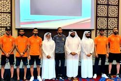 روزبه چشمی در تیم «ام صلال» قطر معارفه شد