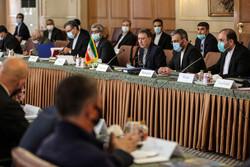 عقد الجولة الثانية من المباحثات السياسية بين ايران واوكرانيا برئاسة عراقجي في طهران