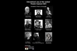 عکاس ایرانی در میان داوران جشنواره عکاسی تئاتر اکراین