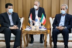 Iran-Syria keen of development of trade transactions