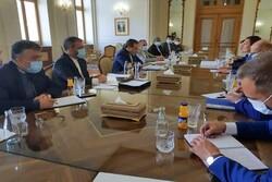 Iran, Ukraine hold 2nd round of political talks in Tehran