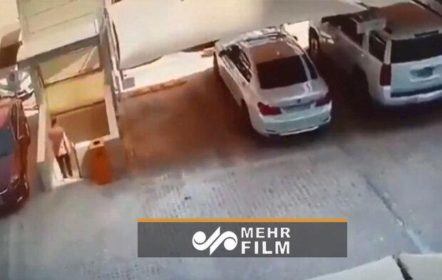 VIDEO: Landslide in Al-Khobar of Saudi Arabia