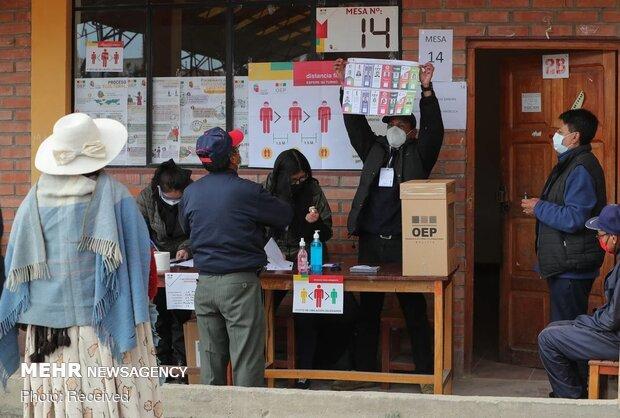 انتخابات ریاست جمهوری بولیوی در بحبوحه کرونا