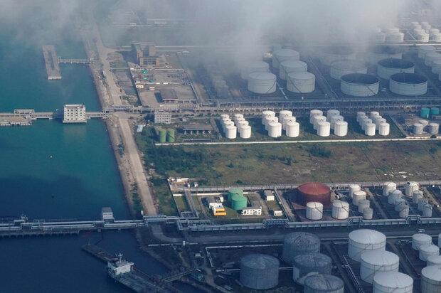 سقوط ۱۱ درصدی واردات نفت چین در ماه آوریل