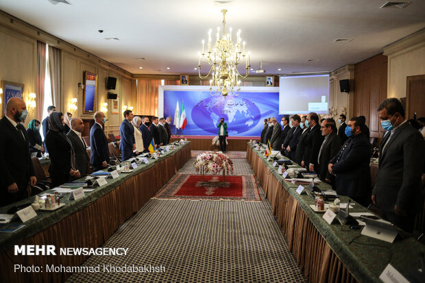 3rd round of Iran-Ukraine talks to be held on compensation