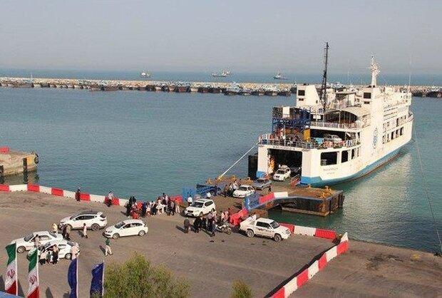 Dubai-Lengeh Port ferry route resumes operation