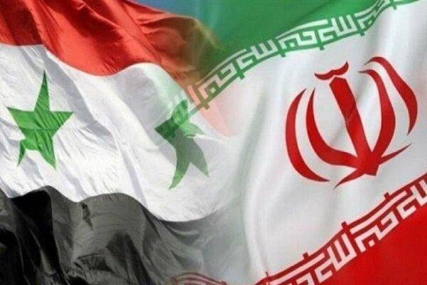 Talks underway between Iran, Syria on bartering deal