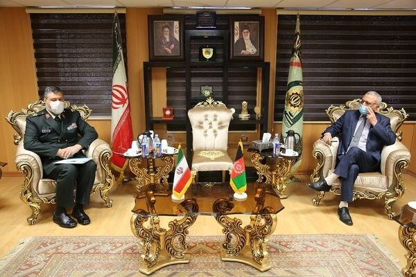 Iran, Afghanistan stress need for joint coop. in drug fight
